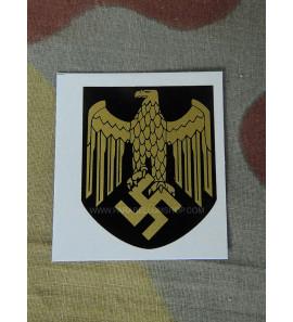 Kriegsmarine mono decal