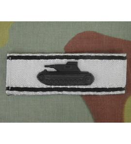 Tank destruction badge blanckened