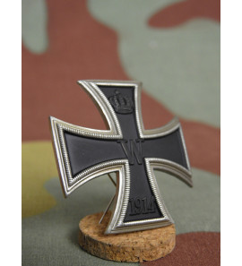 German WW1 Iron Cross first class 1914 model german silver