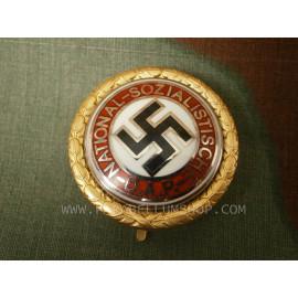 NSDAP Golden pin -Goldenes Parteiabzeichen
