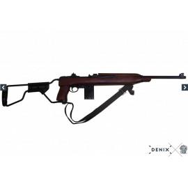 Denix Carbine M1A1, Calibro 30 US Airborne WW2 NO FIRING REPRODUCTION