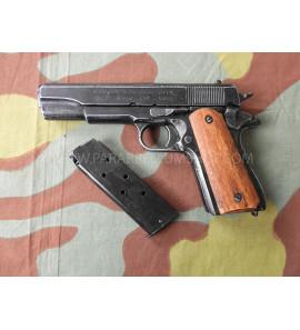 Denix reproduction US Colt M1911A1 Automatic, Caliber.45 NO FIRING AGED