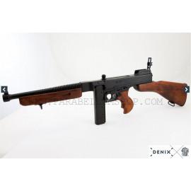 US WW2 Thompson M1928/A1 submachine gun NO FIRING reproduction, Denix