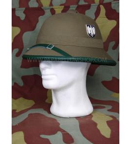 German WW2 tropical Helmet second pattern - Tropenhelm