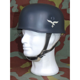 German WW2 paratrooper M38 helmet - Fallschirmjager