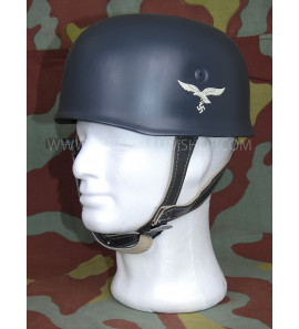 German WW2 paratrooper M38 helmet - Fallschirmjager