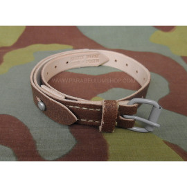 WW2 German brown Leather strap quick release