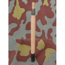 WW2 German wood pole M31 shelter quarter - zeltbahn M31