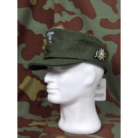 German Gebirgsjager  officer cap Erel