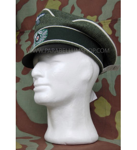 German officer Crusher cap old style - Heer Offizierfeldmutze Alterer Art - Erel by Robert Lubstein