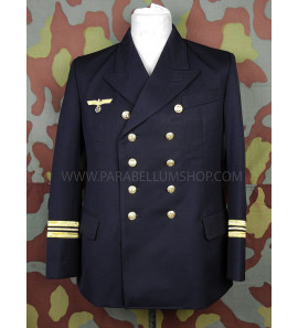 German WW2 Navy officer service jacket - Kriegsmarine