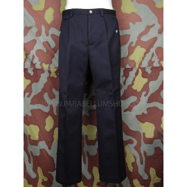 German WW2 Navy officer gabardine blu trousers - Kriegsmarine