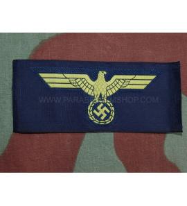 Kriegsmarine BEVo breast eagle WW2 German Navy - high quality