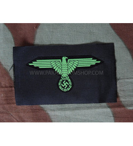 German Waffen SS eagle for spring camouflage