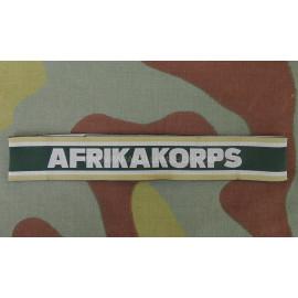 Afrikakorps cuff title