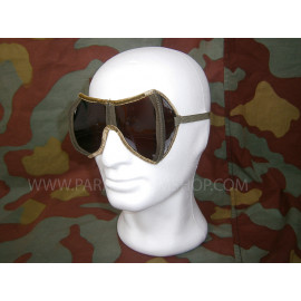 German WW2 sand and sun protection googles