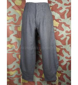 Italian WW2 Army M1935/40 wool field trousers Regio Esercito Italiano