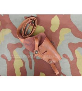 US M3 leather shoulder holster Colt 911 - Aged