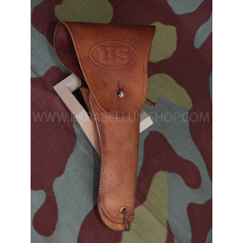 WW2 US AGED M1916 holster for Colt M1911