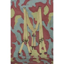 M1936 Khaki Webbing Suspenders US Army