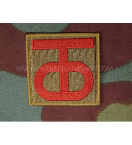 90th Infantry Division -Tough Ombres-