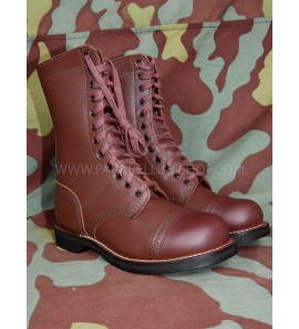 US WW2 Airborne leather boots parachute jumper Corcoran style