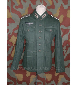 M42 German reed green summer HBT Drillichjacket