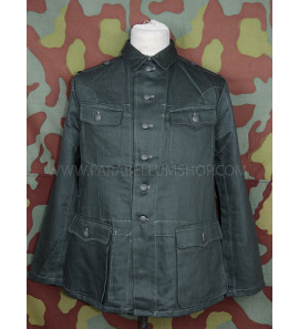 Drillich jacket M42 HBT summer german uniform
