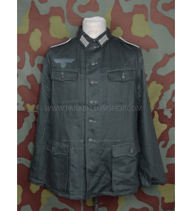 Drillich jacket M42 HBT summer german uniform with insignia