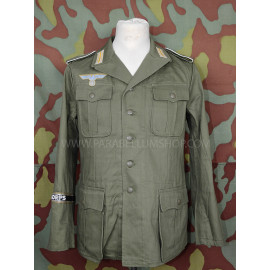 German M40 Tropical jacket Heer German uniform