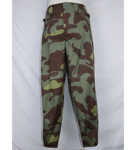 German WW2 italian M29 camo M43 field pants - Wehrmacht