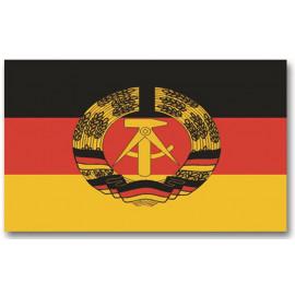German Democratic Republic flag - Est Germany