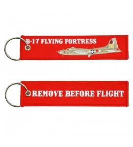 Keychain B17 Flying Fortress WW2