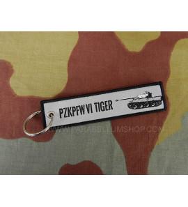 Key ring keychain WW2 German Tiger I PZKPFW
