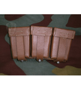 Mauser Kar 98 Luftwaffe or tropical ammo pouches