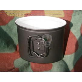 Alluminium cup German canteen M31