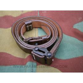 Mauser kar 98k leather sling