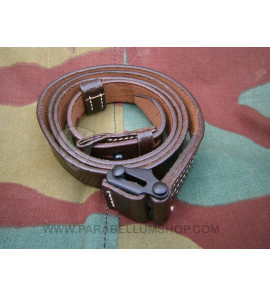 Mauser kar 98k leather sling