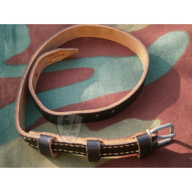 German WW2 M31 Mess tin leather sling