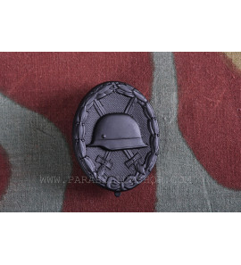 Wound Badge Black 1957 Verwundetenabzeichen in Schwarz