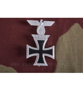 "German Ist class Iron Cross 1914 with Spange ""1939"" zum Eisernen Kreuz 1 klasse 1914"