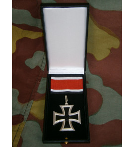 Knight Cross of Iron Cross LDO medal presentation box