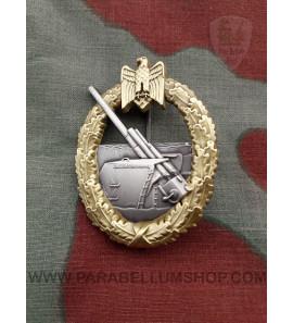 Coastal Artillery Badge Kriegsabzeichen Fur Die Marine Artillerie
