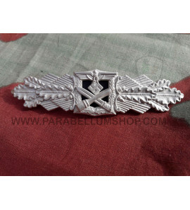 Close Combat Bar Silver Nahkampfspange Silber