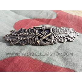 Close Combat Bar Bronze Nahkampfspange Bronze