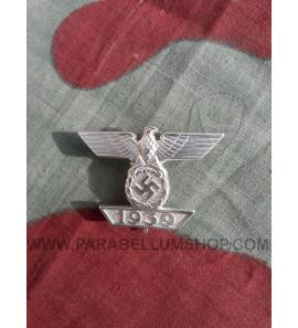 """Spange Iron Cross 1st class - Spange """"1939"""" zum Eisernen Kreuz 1/2 klasse von 1914"""