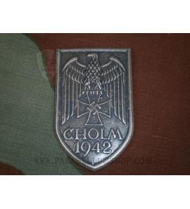 Cholm shield Armelschild Cholm