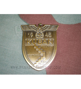 Kuban shield Armelschild Kuban