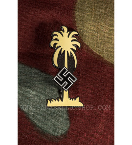 German WW2 Deutsch Afrika Korps Pin