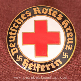 DRK Helferin Pin Badge